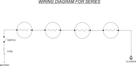 lcgb the workshop extra lights rh ilambretta co uk Typical Light Switch Wiring Diagram Light Fixture Wiring Diagram