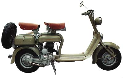 Lambretta Model C